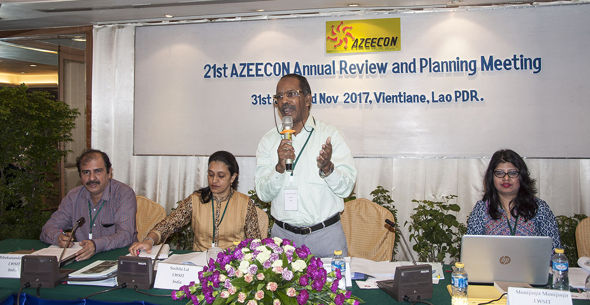 azeecon summit in Laos 2017_1
